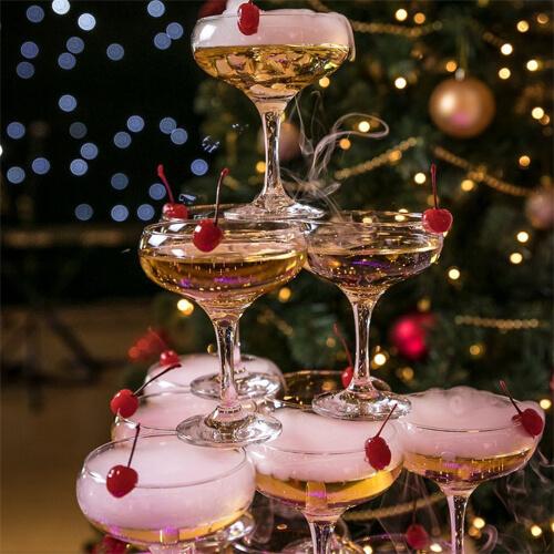 Фото - 3 Блюдце для шампанского