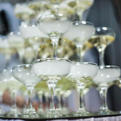 Фото - 4 Блюдце для шампанского