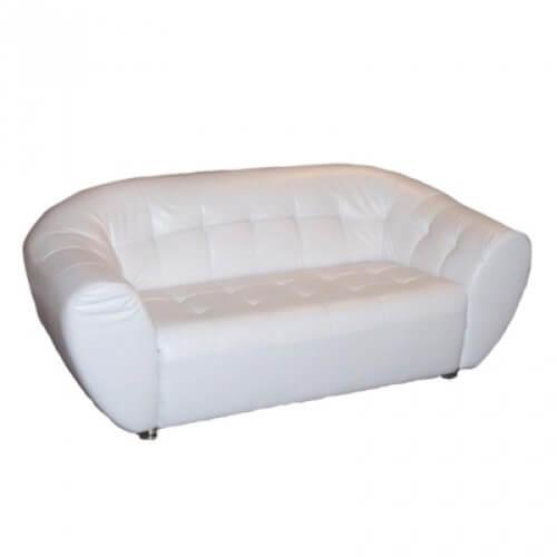"""Фото - Білий диван """"Magnat"""""""