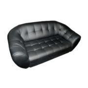 """Фото - 2 Черный диван """"Magnat"""""""
