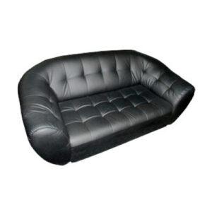 """Фото - 1 Черный диван """"Magnat"""""""