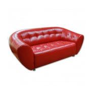 """Фото - 2 Красный диван """"Magnat"""""""