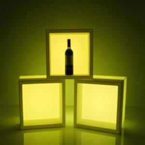 Фото - 3 LED витрина