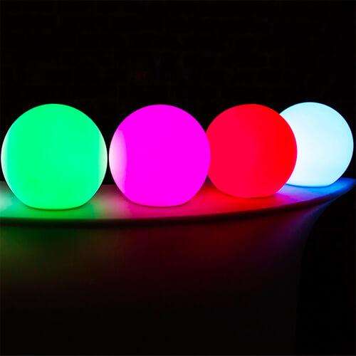 """Фото - 2 LED куля """"50 см"""""""