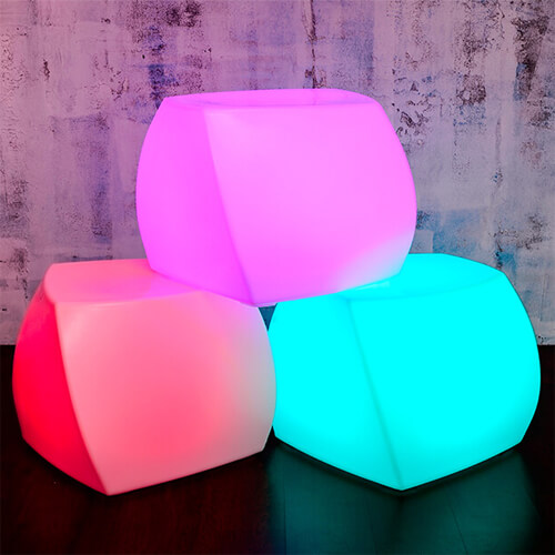 "Фото - 2 LED Куб ""Вортекс"""