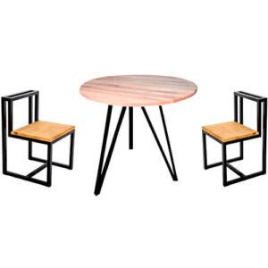 Фото - 3 Дерев'яний стіл Zero