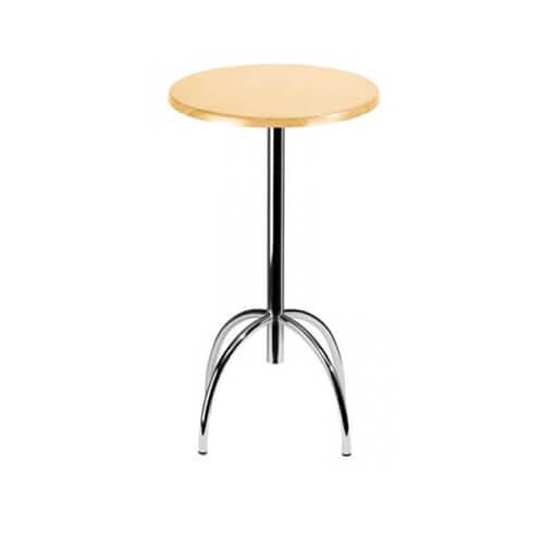 Барный стол круглый