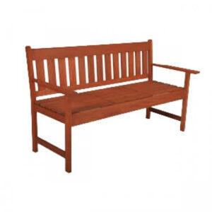 Фото - 1 Скамейка коричневая