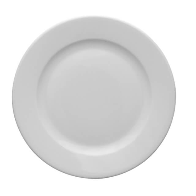 Плоская тарелка, 19 см