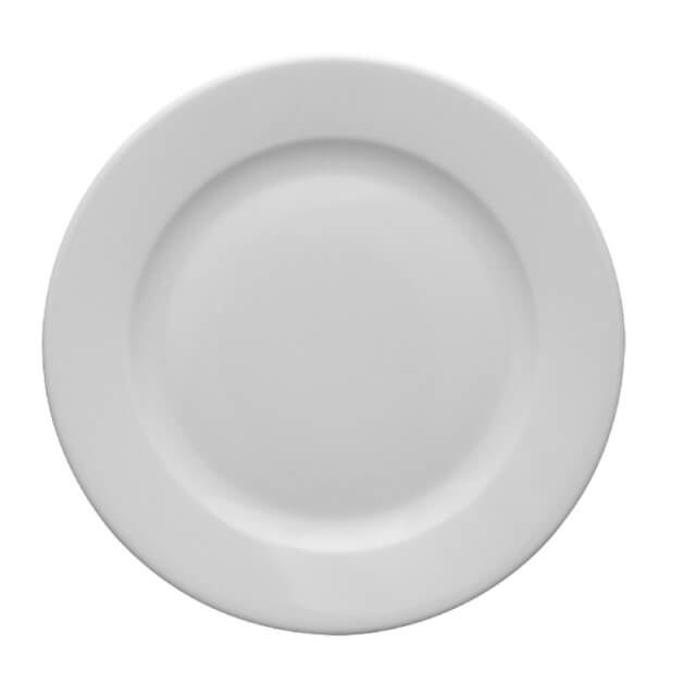 Плоская тарелка, 25 см