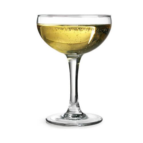 Блюдце для шампанского