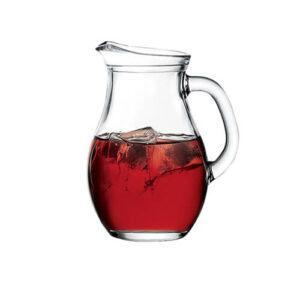 Фото - 3 Скляний графін для напоїв, 1 л