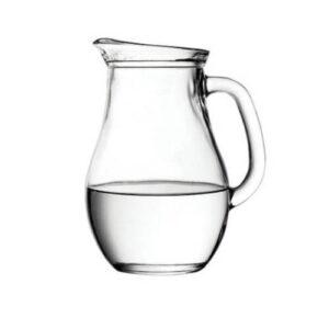 Фото - 1 Скляний графін для напоїв, 1 л