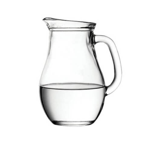 Фото - 1 Стеклянный графин для напитков, 1 л