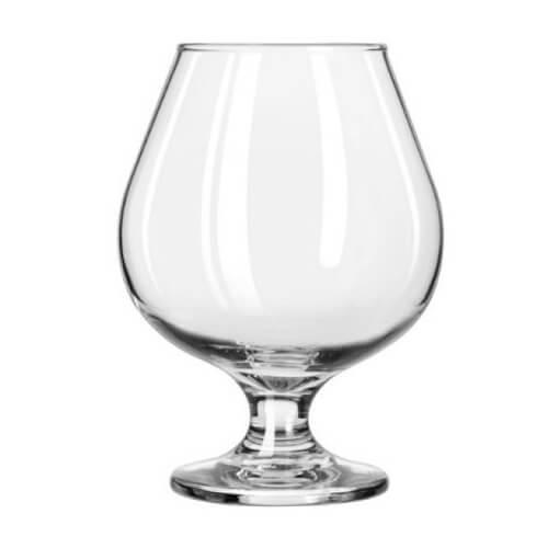 Фото - Стеклянная ваза коньячка, 15 л