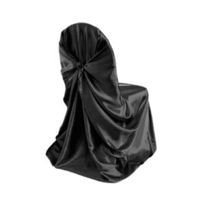 Фото - 1 Чохол на стілець стандартний, чорний