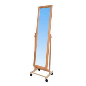 Фото - 1 Зеркало напольное в деревянном каркасе