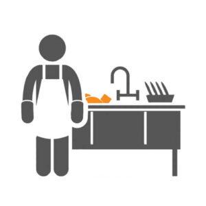 Мойщик посуды