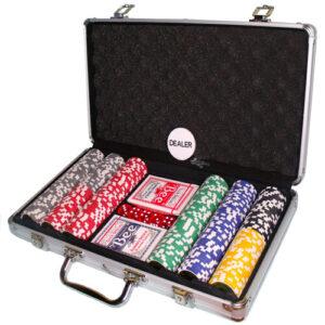 Фото - 1 Покерный набор 300 шт