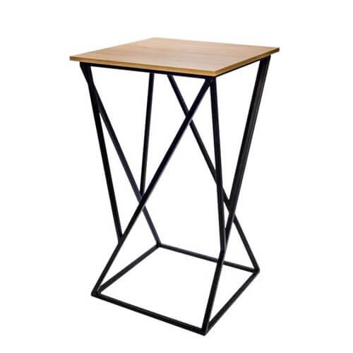 LOFT барный стол квадратный