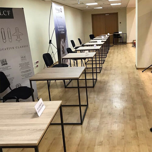 "Фото - 3 Промо стол ""KУБ"", 75*75*75 см"