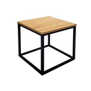 """Фото - 1 Стол в стиле loft """"KUB"""", 50*50*50 см"""