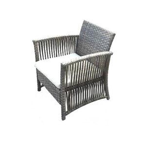 "Фото - 1 Кресло из плетеного ротанга ""Diva brown"""