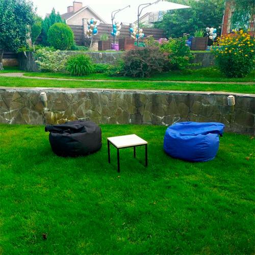 Фото - 2 Кресло груша, черная