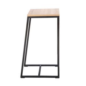 Фото - 3 LOFT барний стілець квадратний