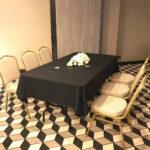 Фото - 4 Скатерть прямоугольная, черная 150х250 см
