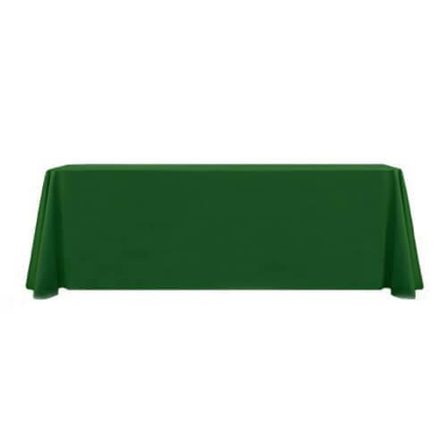 Скатерть прямоугольная,зеленая