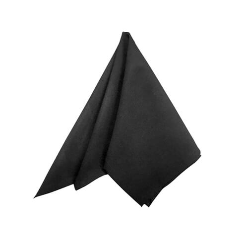 Салфетка черная