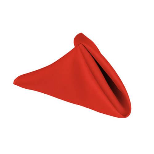 Салфетка красная
