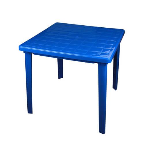 Фото - 2 Стол пластиковый, квадратный