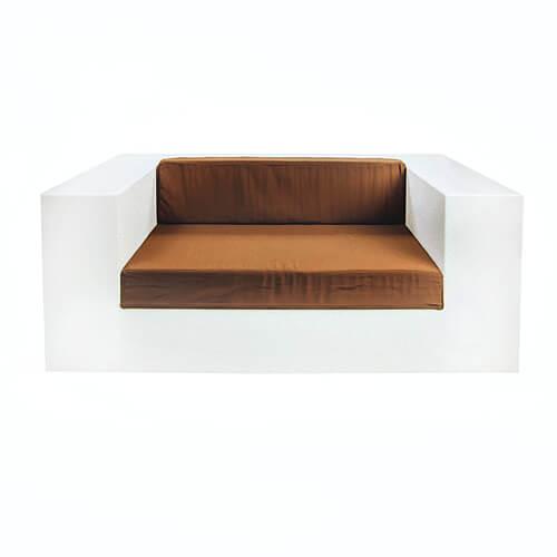 "Фото - 1 LED диван ""Brown"""