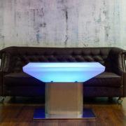 """Фото - 5 LED Стол тумба """"Kava"""""""