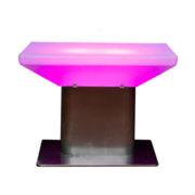 """Фото - 6 LED Стол тумба """"Kava"""""""