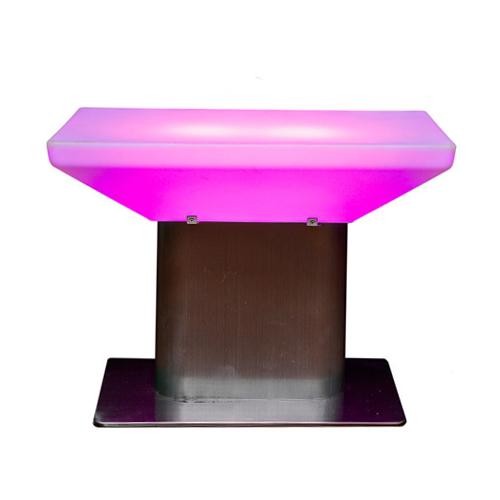 """Фото - 3 LED Стіл тумба """"Kava"""""""