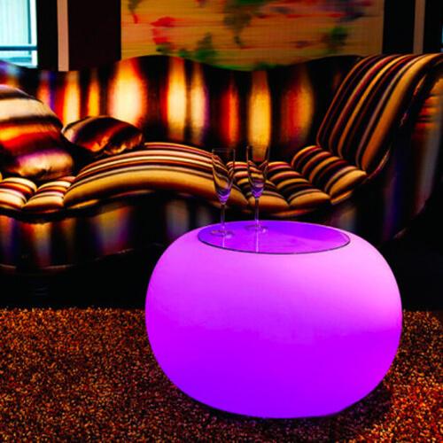 "Фото - 2 LED стол ""Шар"""