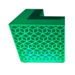 """Фото - 8 LED барная стойка """"3D Ice"""", прямая"""
