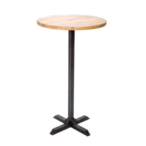 "LOFT барный стол ""Круг"""