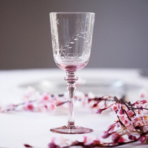Бокал для белого вина LIGHT PINK