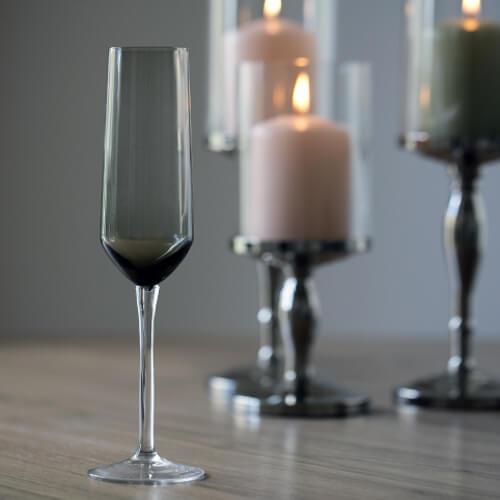 Бокал для шампанского FLUTE GREY