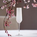 Бокал для шампанского WHITE