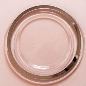 Тарелка подставная PLATINA
