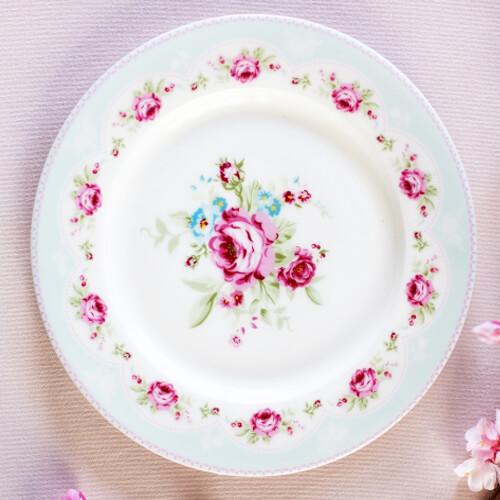 Тарелка закусочная ROSES