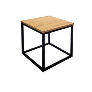 """Журнальный столик в стиле Loft """"KUB"""""""