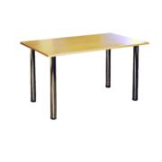 Фото - 2 Стол прямоугольный 130 х 70 см