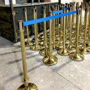 Фото - 8 Золотистый столбик с синей лентой