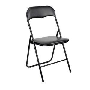 """Фото - 1 Складной стул """"Thomas"""", черный"""